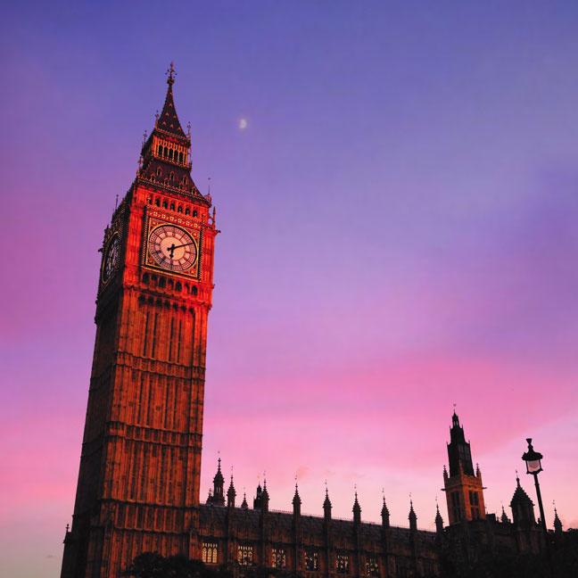 The Big Ben by @mija_mija