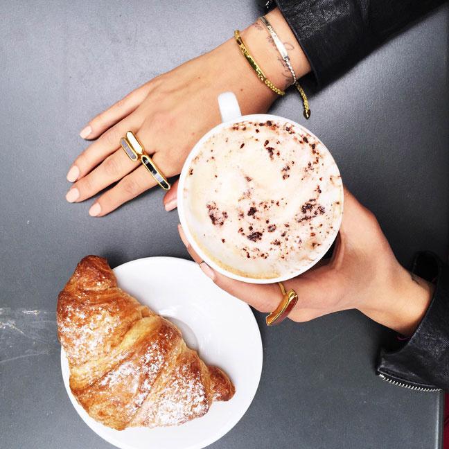 @veronicaferraro in Linear Friendship Bracelets