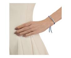 Esencia Friendship Bracelet - Iolite - Royal Blue - Monica Vinader