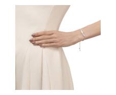 Baja Bracelet - Diamond - Monica Vinader