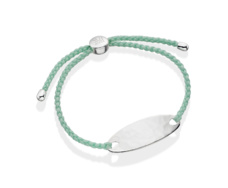 Bali Friendship Bracelet - Mint  - Monica Vinader