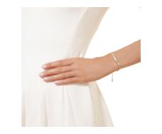 Esencia Diamond Toggle Bracelet
