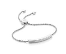 Linear Chain Bracelet - Diamond