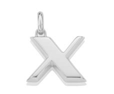Alphabet Pendant X