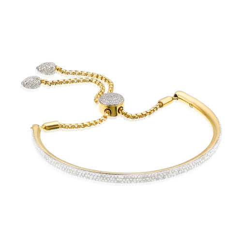 Fiji Full Diamond Bracelet