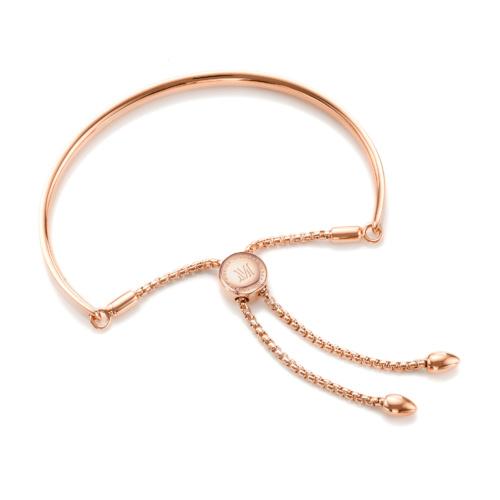Rose Gold Vermeil Fiji Chain Bracelet