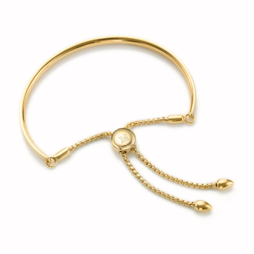 Gold Vermeil Fiji Friendship Petite Chain Bracelet